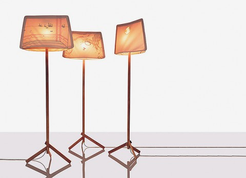 Floor Lamp «Alma»